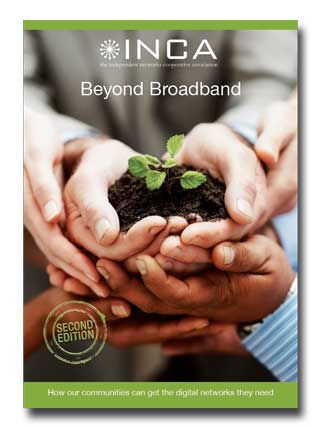 INCA Beyond Broadband Guide cover image