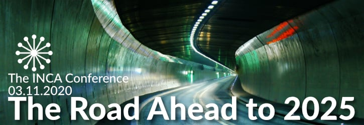 INCA Conference 3 Nov 2020 - The Road Ahead to 2025