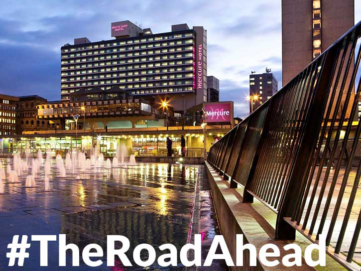 #TheRoadAhead INCA Conference 2019 Mercure Piccadilly Hotel Manchester