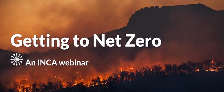 Getting to Net Zero