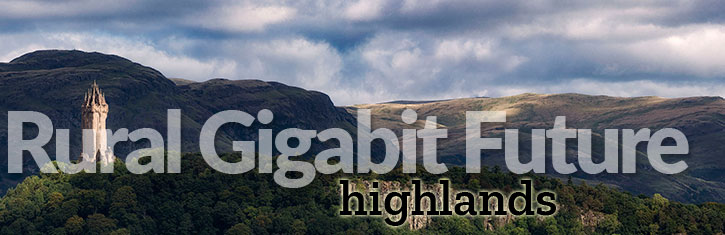 Rural Gigabit Future: Highlands