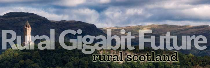 Rural Gigabit Future: Rural Scotland