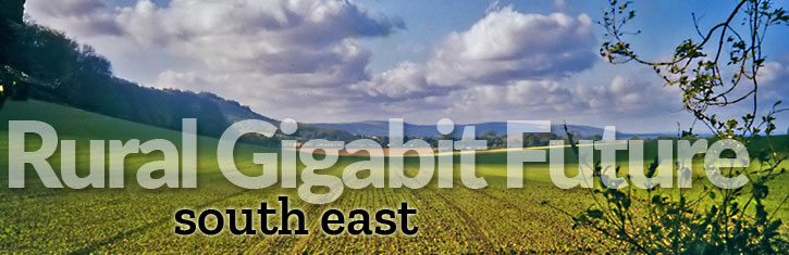 Rural Gigabit Future: South East