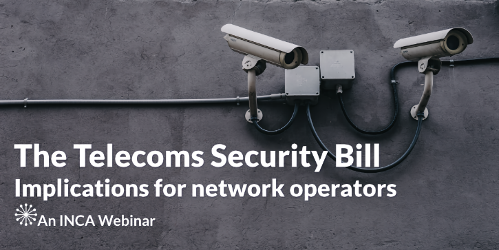 Telecoms Security Bill : the implications for network operators