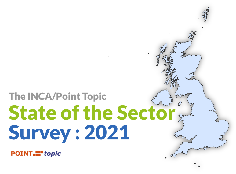 The INCAP/oint Topic State of the Sector Survey 2021